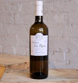 Wine 2019 Château La Rame Bordeaux Blanc - Bordeaux, France (750ml)
