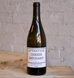 Wine 2019 Nicolas Reau Attention Chenin Méchant - Loire Valley, France (750ml)
