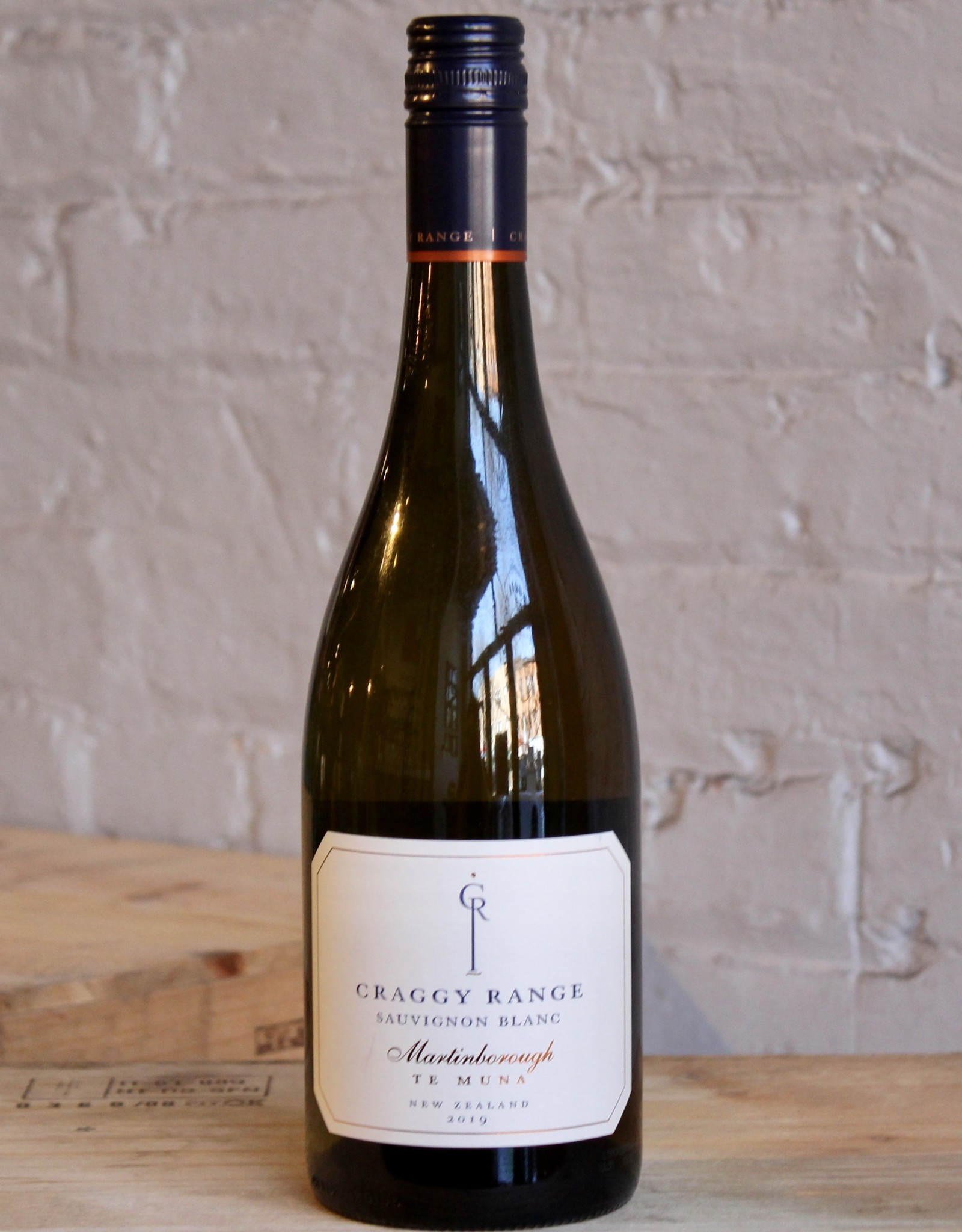 Wine 2019 Craggy Range Te Muna Sauvignon Blanc - Martinborough, New Zealand (750ml)