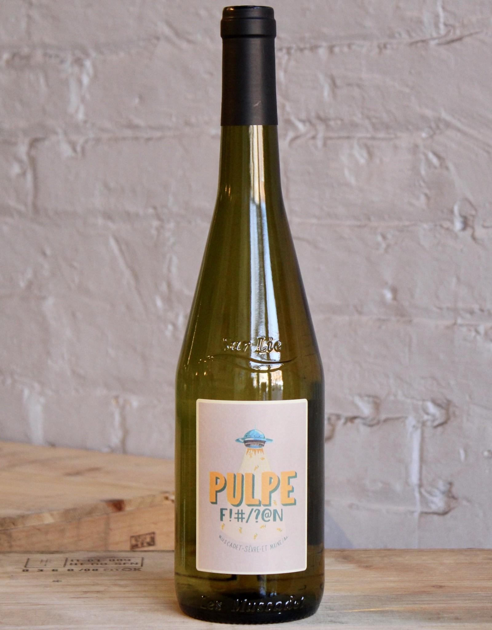 Wine 2019 Pulpe Fiction Muscadet Sèvre-et-Maine Lie - Loire Valley, France (750ml)