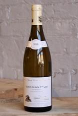 Wine 2018 Domaine Sylvain Langoureau Saint-Aubin 1er Cru En Remilly - Burgundy, France (750ml)