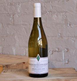 Wine 2018 Domaine Lucien Jacob Les Jarrets Blanc - Hautes Cotes de Beaune, Burgundy, France