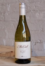 Wine 2017 McCall Unoaked Chardonnay North Ridge Vyd - North Fork of Long Island, NY