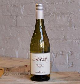 Wine 2017 McCall Unoaked Chardonnay North Ridge Vyd - North Fork of Long Island, NY