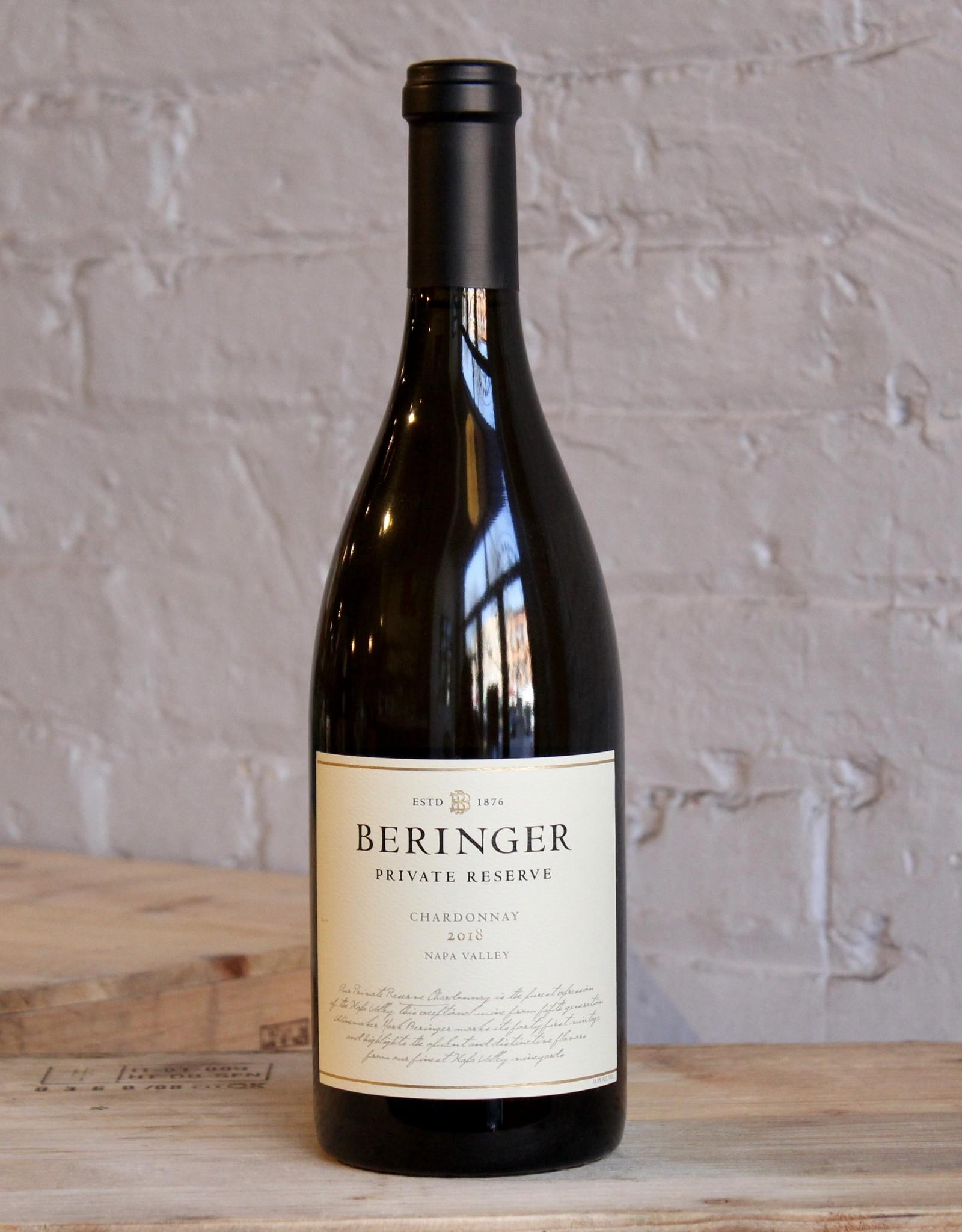 Wine 2018 Beringer Chardonnay Private Reserve - Napa Valley, CA (750ml)