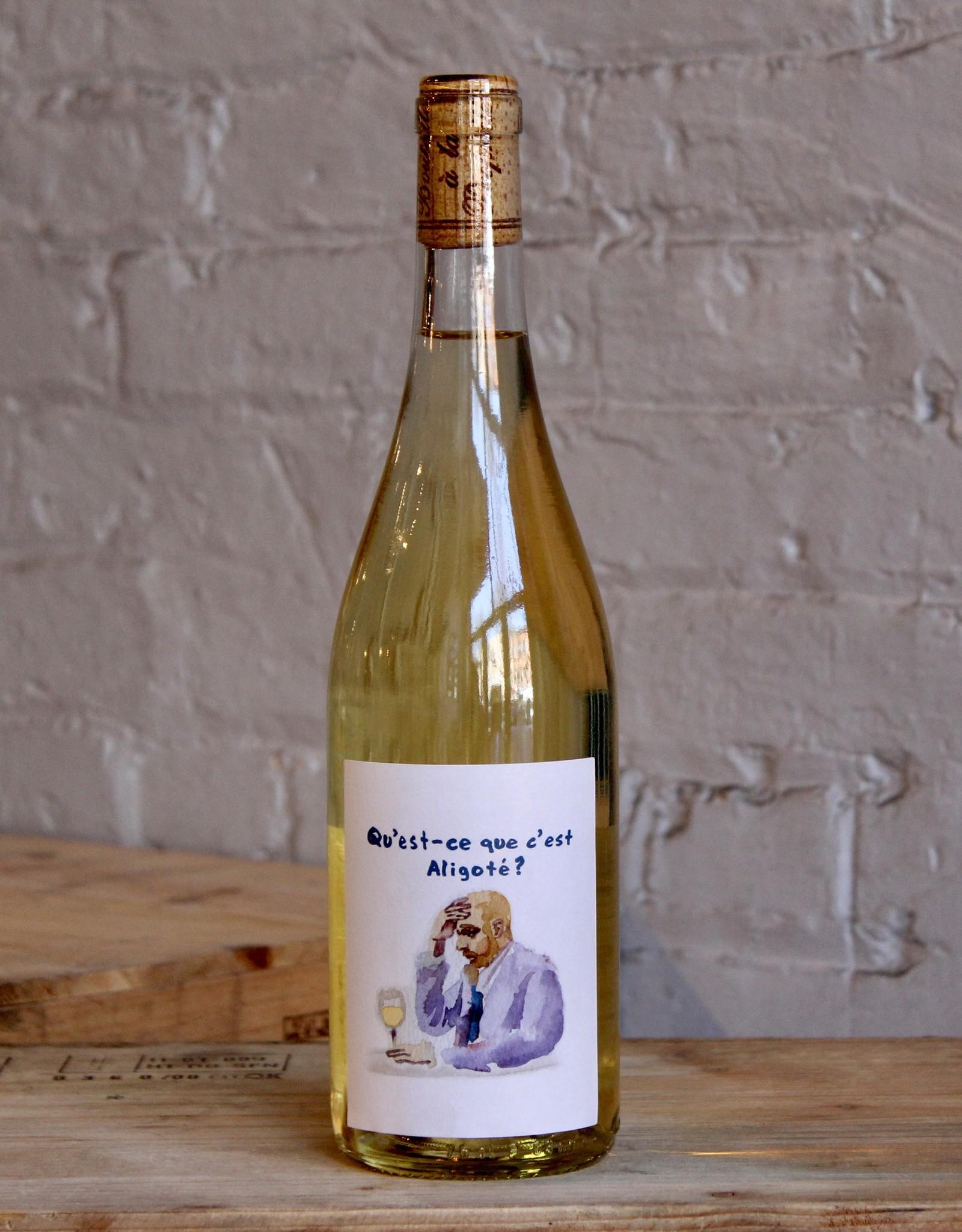 Wine 2019 Moutard-Diligent Qu'est-ce que c'est Aligoté? - Burgundy, France (750ml)