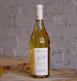 Wine 2018 Philippe Vandelle Chanai Ouillée Savagnin - l'Étoile, Cotes du Jura, France (750ml)