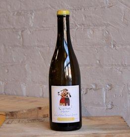 Wine 2016/2017 Ganevat Vin de Table Blanc Kopines - Jura, France