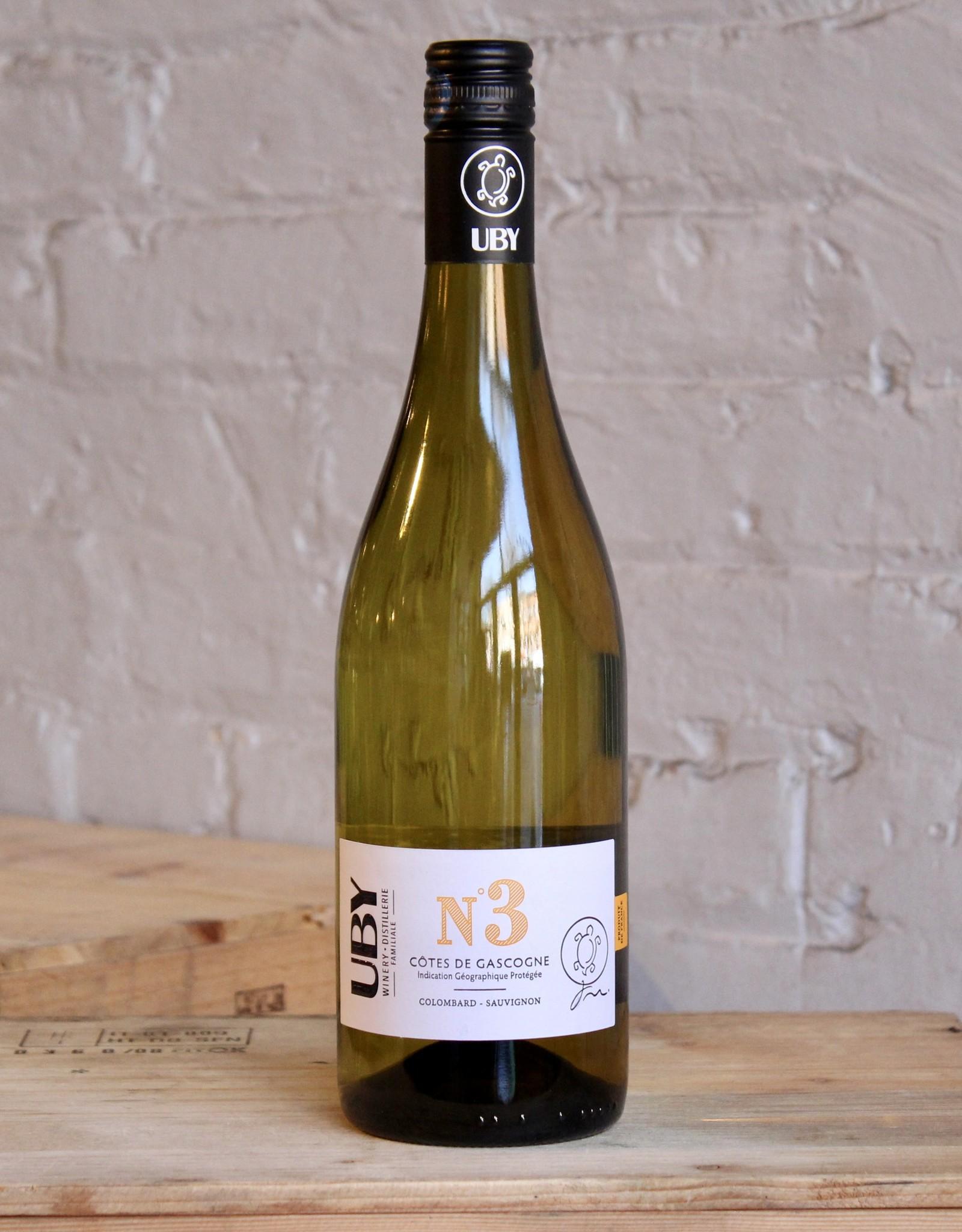 Wine 2020 No. 3 Uby Colombard/Ugni Blanc - Cotes de Gascogne, France (750ml)
