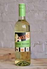 Wine 2018 Forstreiter 'Grooner' Gruner Veltliner - Niederosterreich, Austria (750ml)