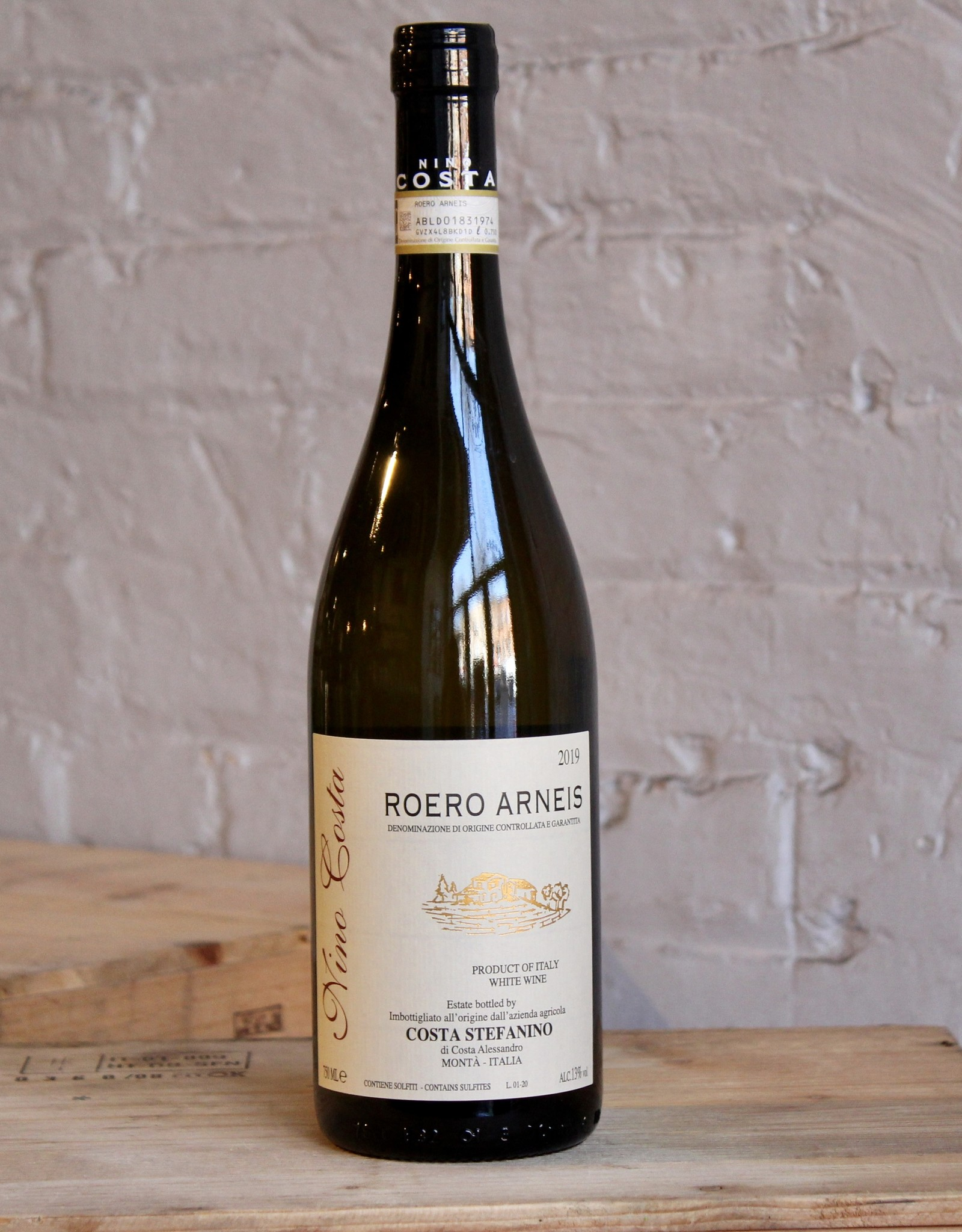 Wine 2019 Nino Costa Sarun Roero Arneis - Piedmont, Italy (750ml)
