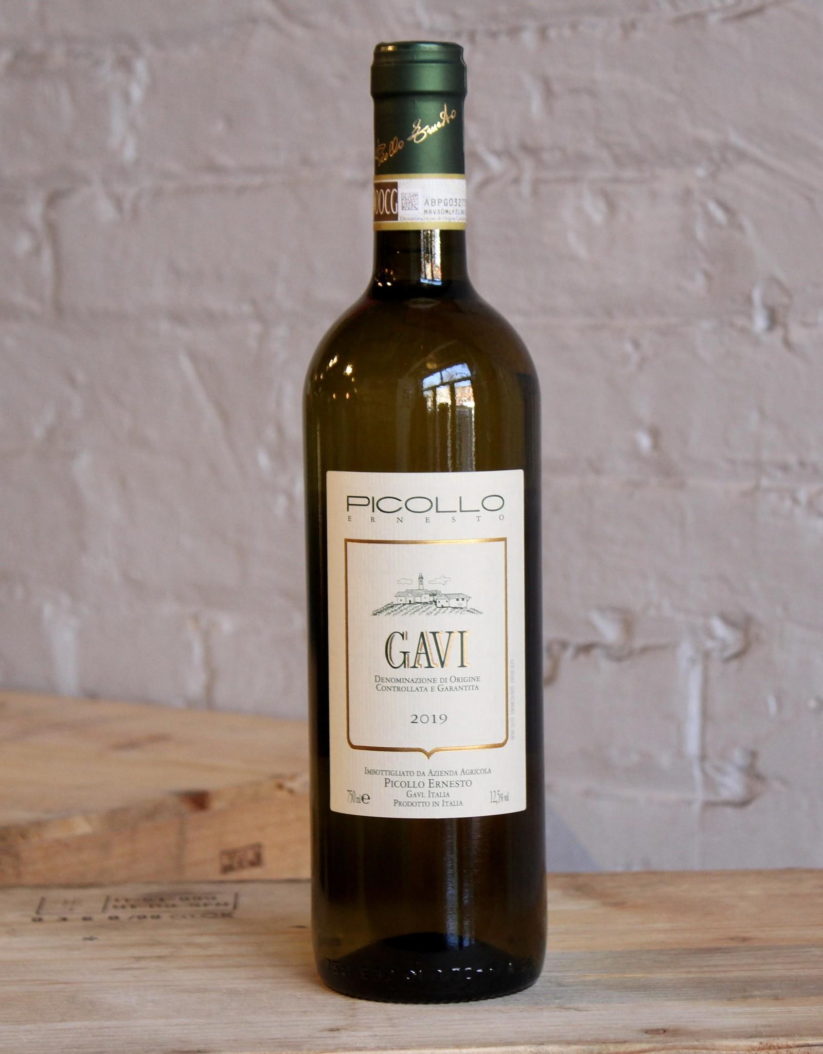 Wine 2019 Picollo Ernesto Gavi - Piedmont, Italy (750ml)