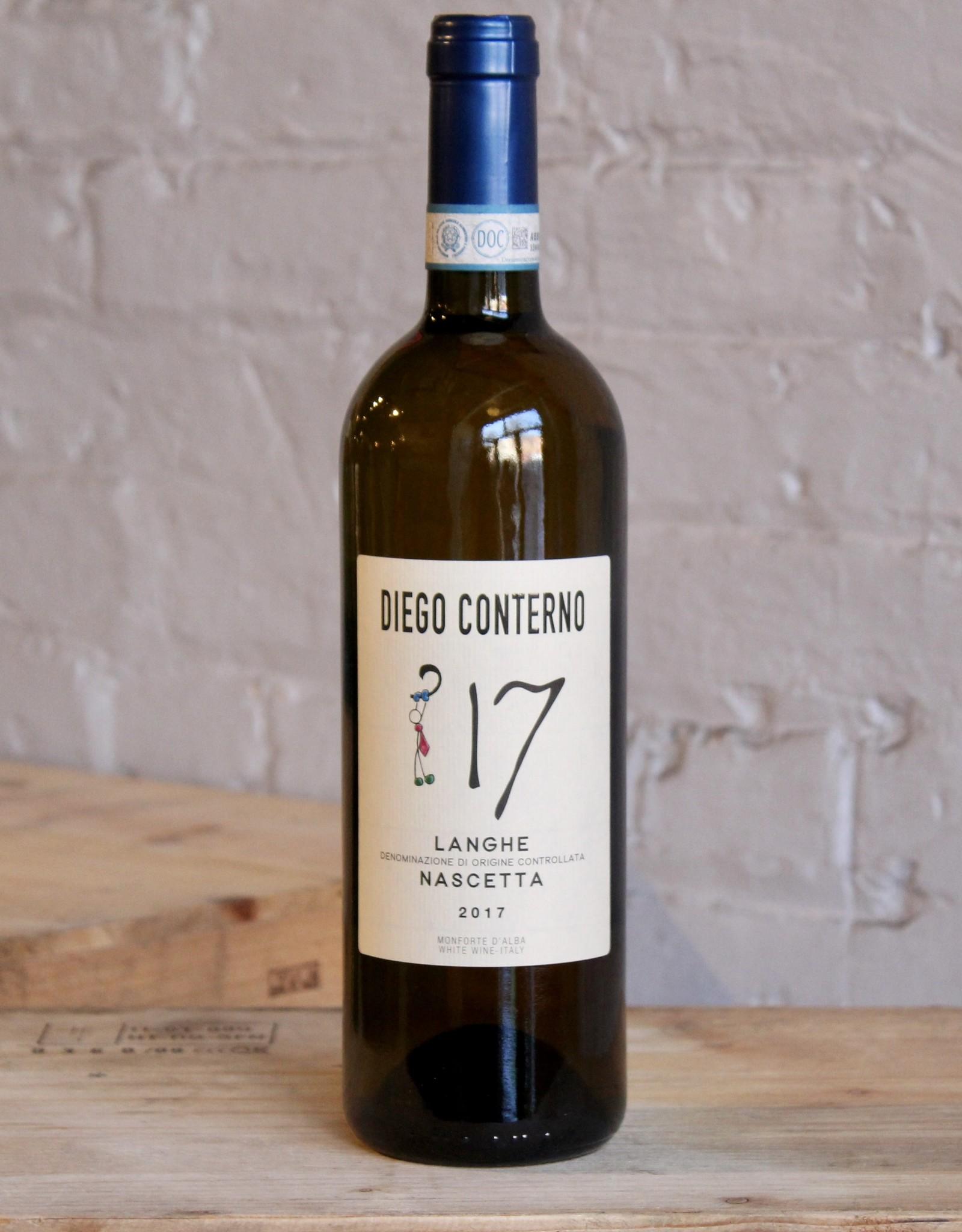 Wine 2017 Diego Conterno Langhe Bianco Nascetta - Piedmont, Italy (750ml)