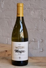 Wine 2019 Muga Barrel Fermented Rioja Blanco - Rioja, Spain (750ml)