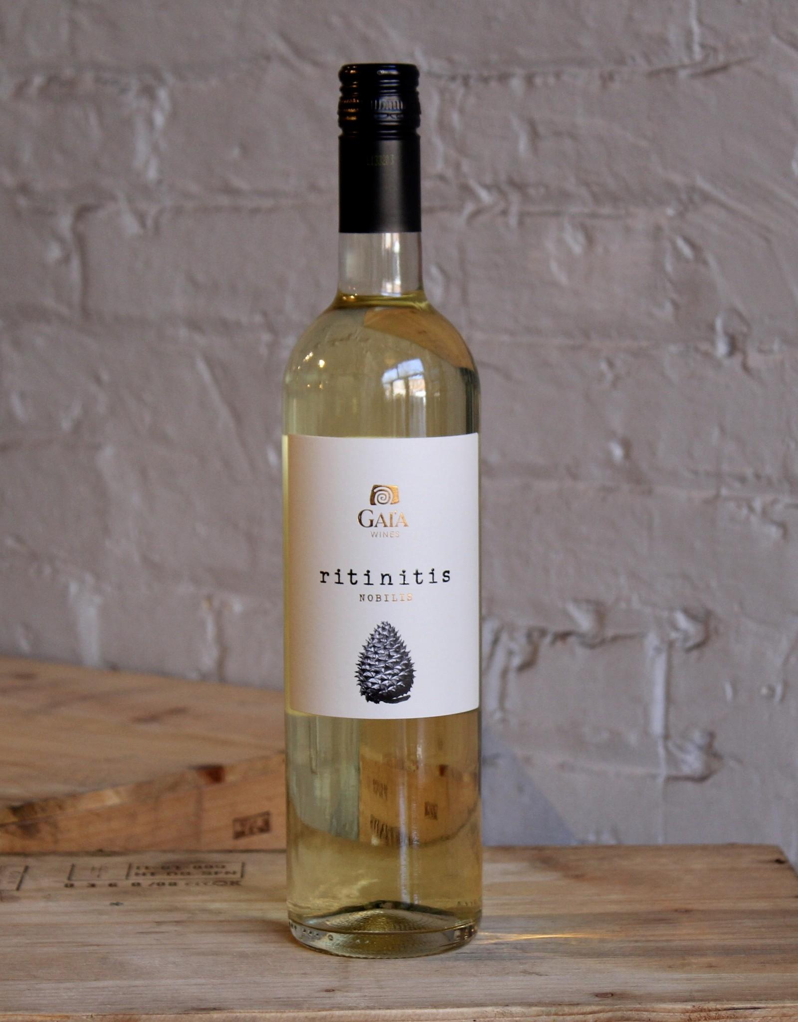 Wine NV Gai'a Ritinitis Nobilis Retsina - Aegiali, Greece (750ml)