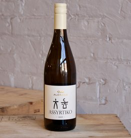 Wine 2019 Alexakis Assyrtiko - Crete, Greece (750ml)