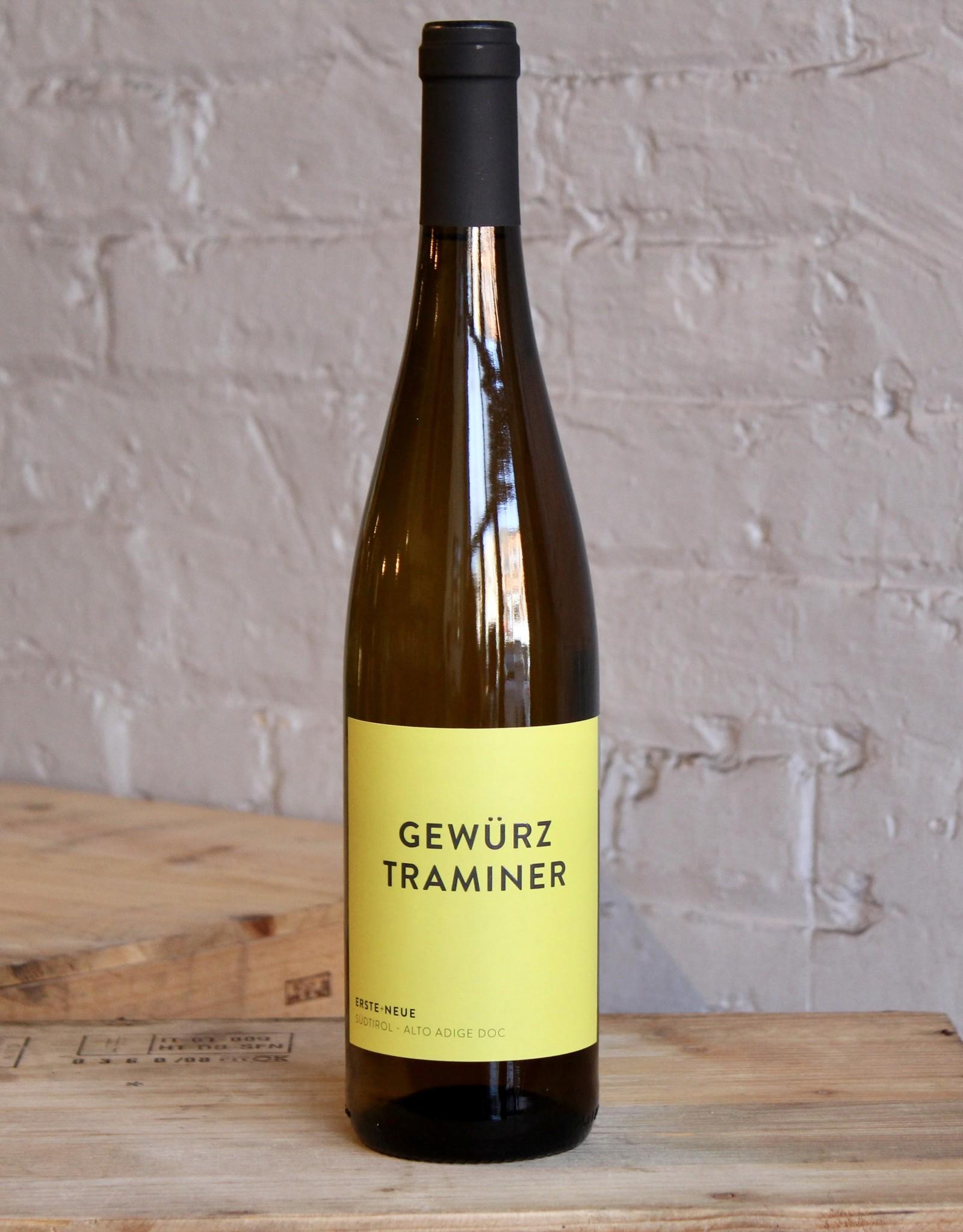 Wine 2019 Erste & Neue Gewürztraminer - Caldaro, Kalterersee, Alto Adige, Italy (750ml)