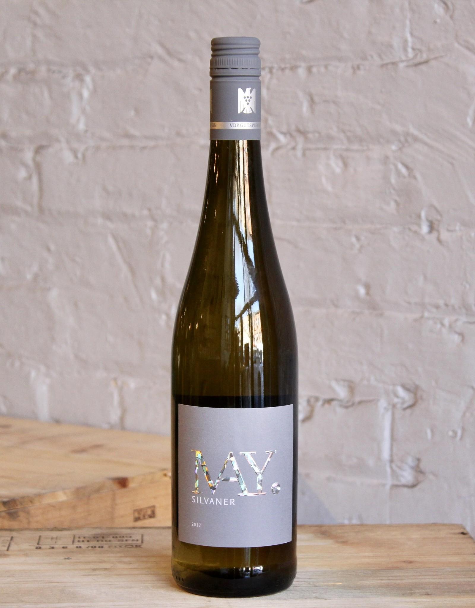 Wine 2017 Weingut May Silvaner Trocken Gutswein - Franken, Germany