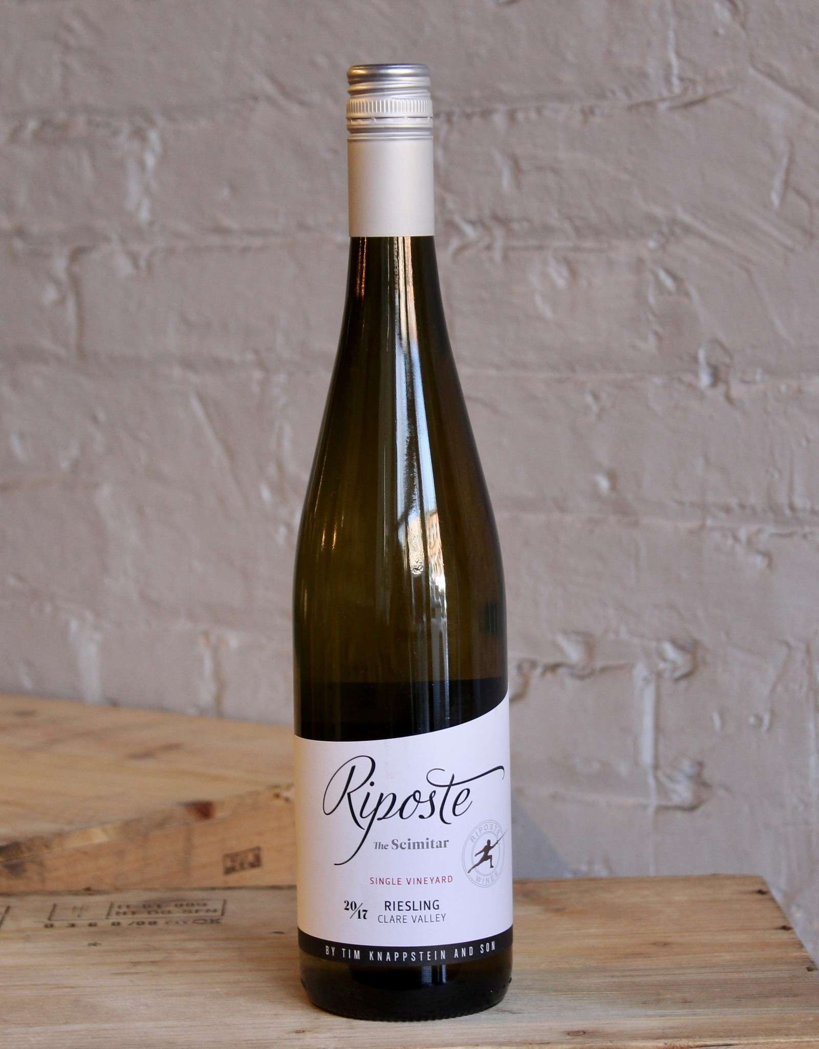 Wine 2017 Riposte The Scimitar Riesling - Clare Valley, South Australia (750ml)