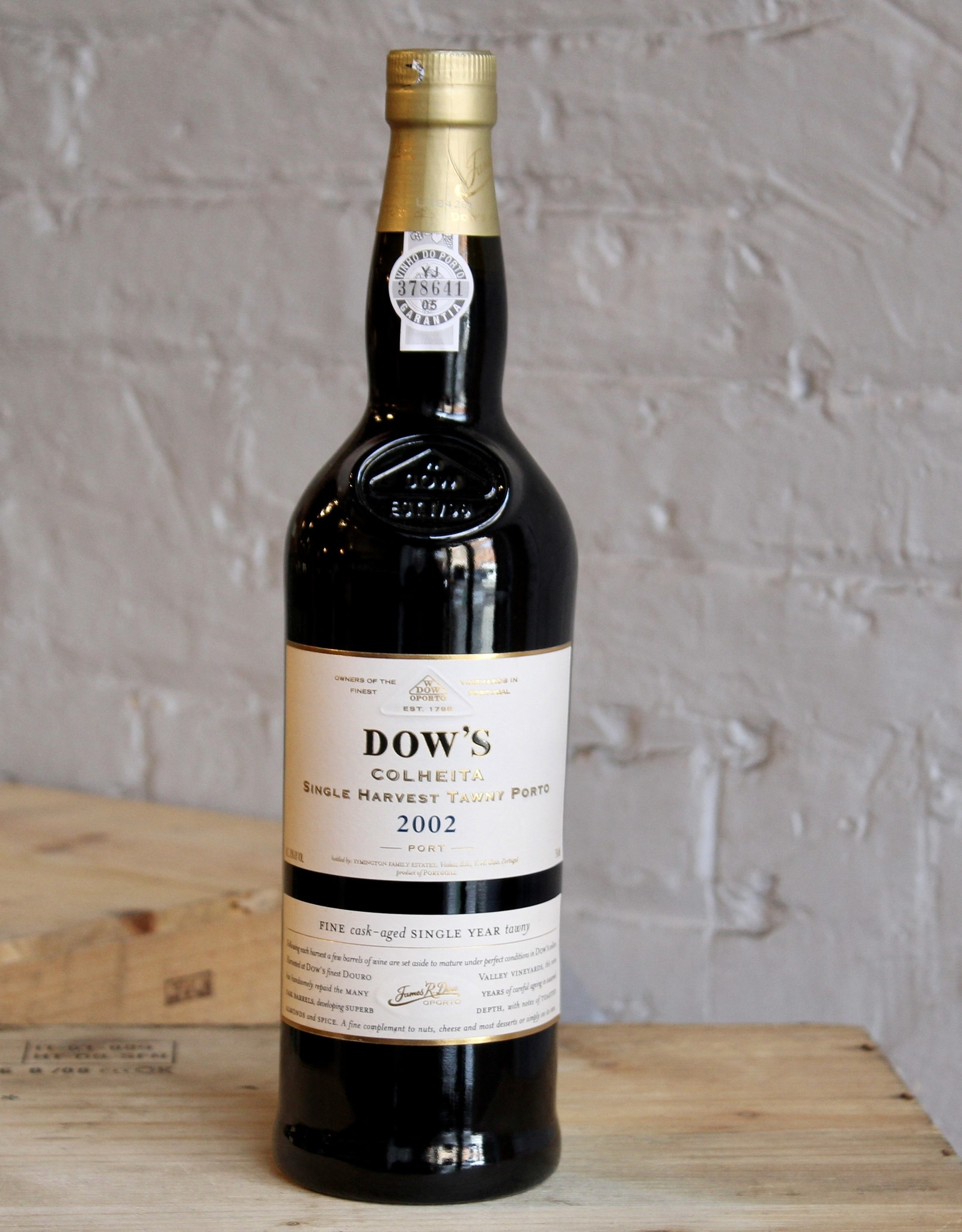 Wine 2002 Dow's Colheita Tawny Port - Douro, Portugal (750ml)