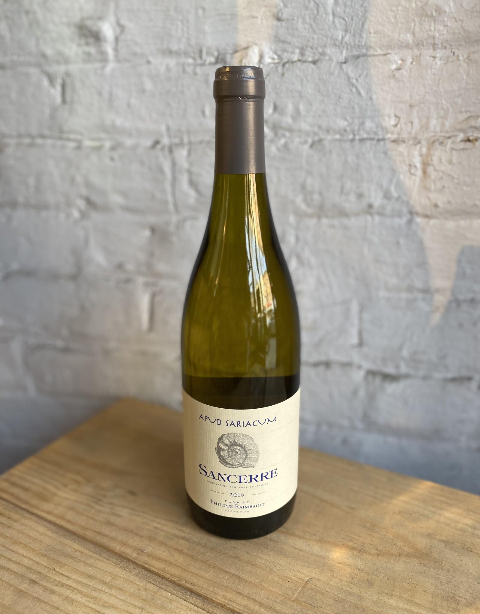 Wine 2019 Philippe Raimbault Apud Sariacum Sancerre - Loire Valley, France (750ml)