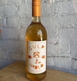 Wine 2020 Gulp/Hablo Orange Verdejo-Sauvignon Blanc - Castilla La Mancha, Spain (1Ltr)