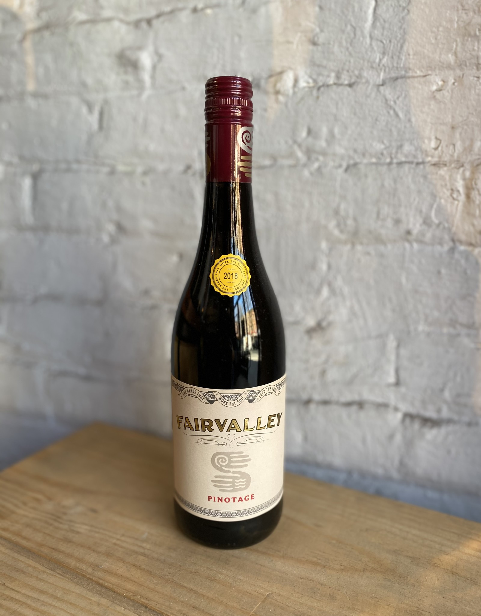 Wine 2018 Fairvalley Pinotage - Western Cape, SA (750ml)