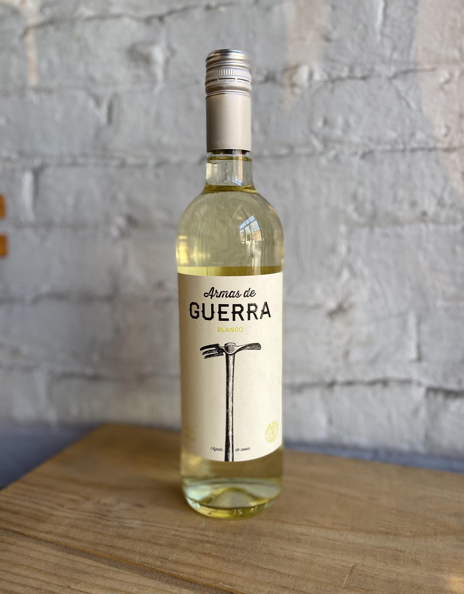 Wine 2019 Armas de Guerra Blanco - Bierzo, Castilla y Leon, Spain (750ml)