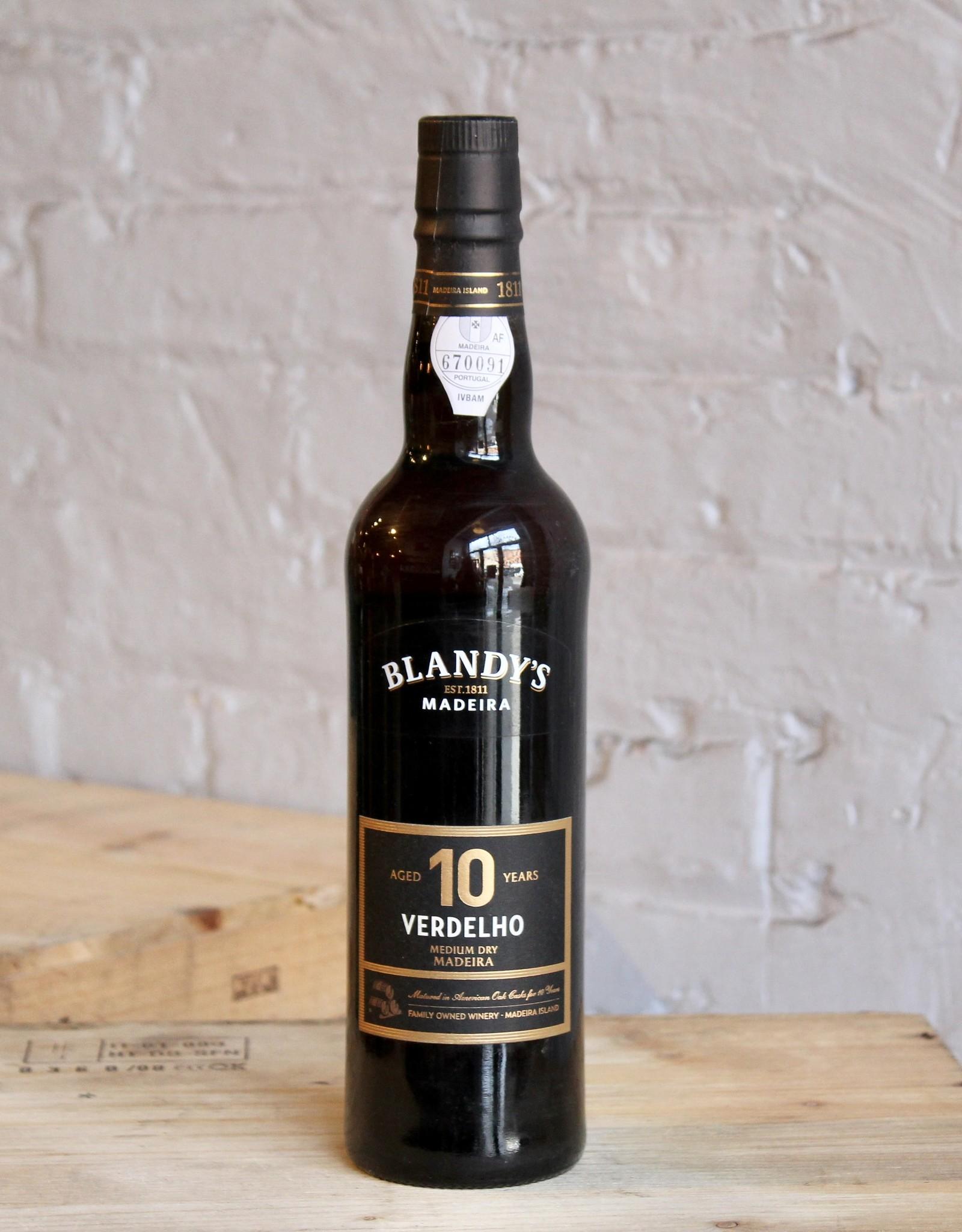 Wine Blandy's 10yr Old Verdelho - Madeira, Portugal (500ml)