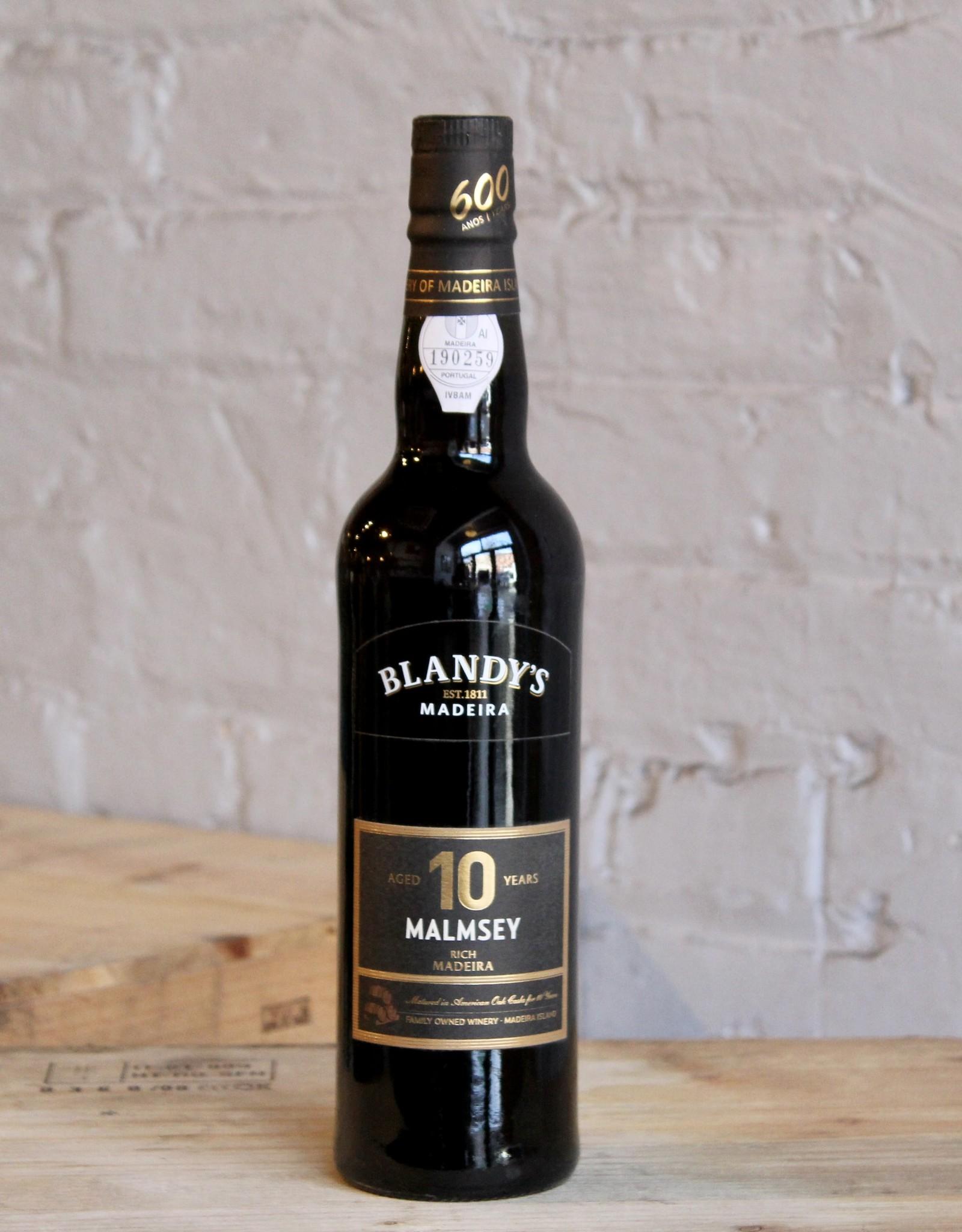 Wine Blandy's 10yr Old Malmsey - Madeira, Portugal (750ml)