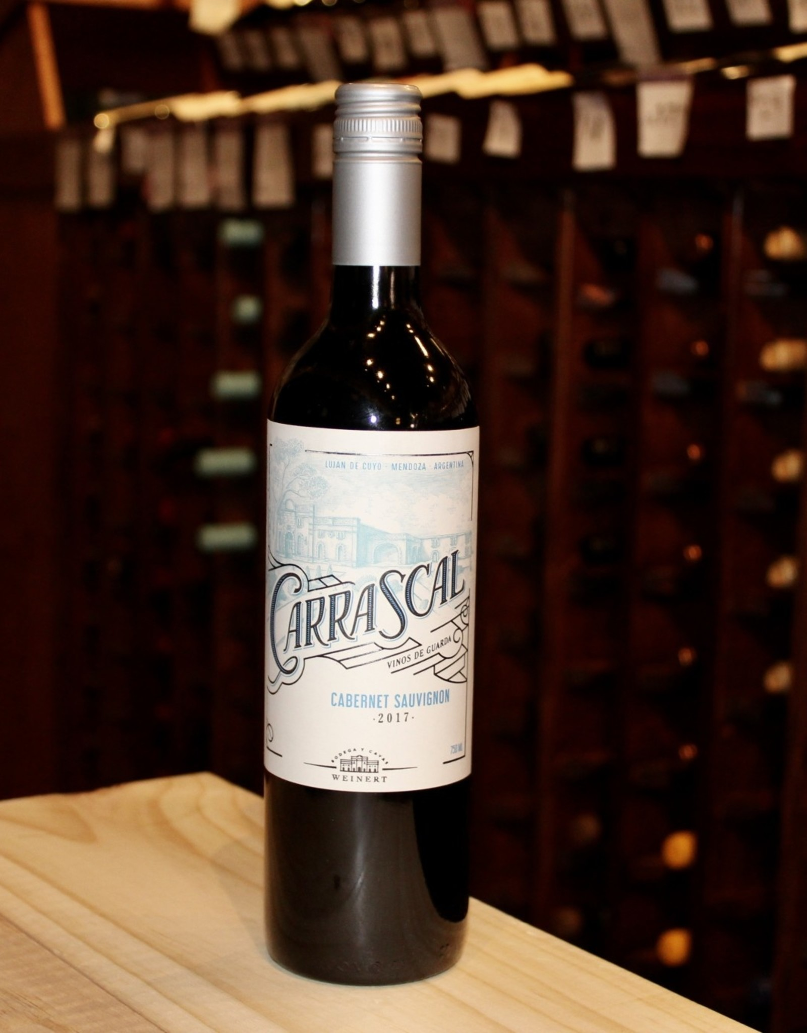 Wine 2017 Bodega Weinert Carrascal Cabernet Sauvignon - Mendoza, Argentina (750ml)