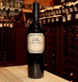 Wine 2016 El Enemigo Cabernet Franc - Mendoza, Argentina (750ml)