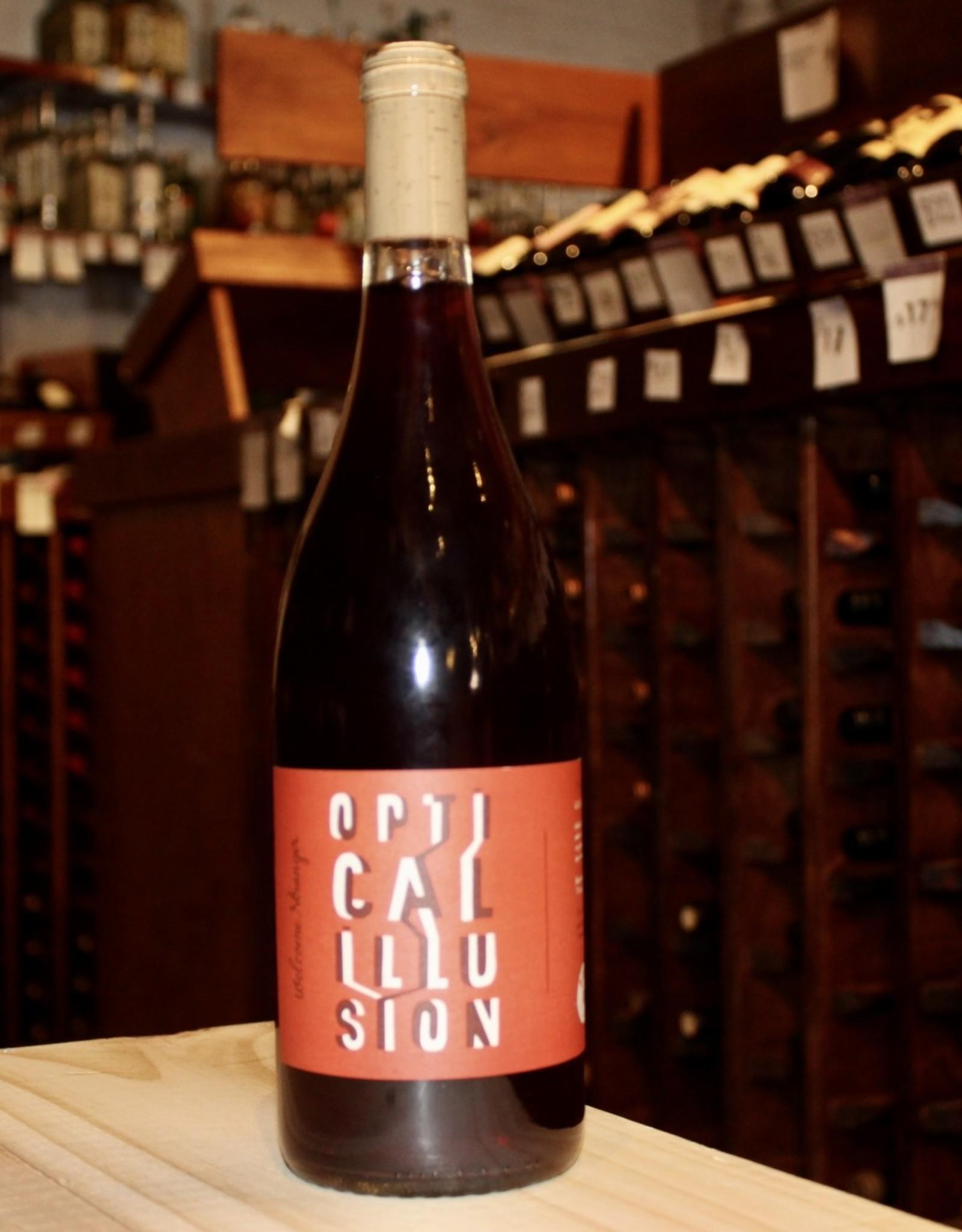Wine 2019 Welcome Stranger Optical Illusion - Mendocino, CA (750ml)