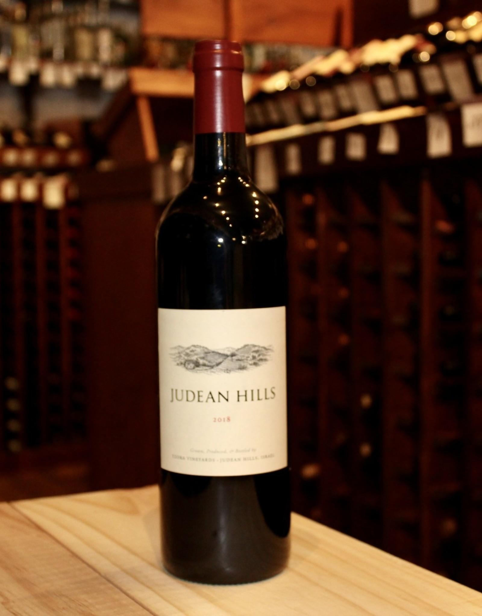 Wine 2018 Tzora Vineyards Kosher Red Blend - Judean Hills, Israel (750ml)