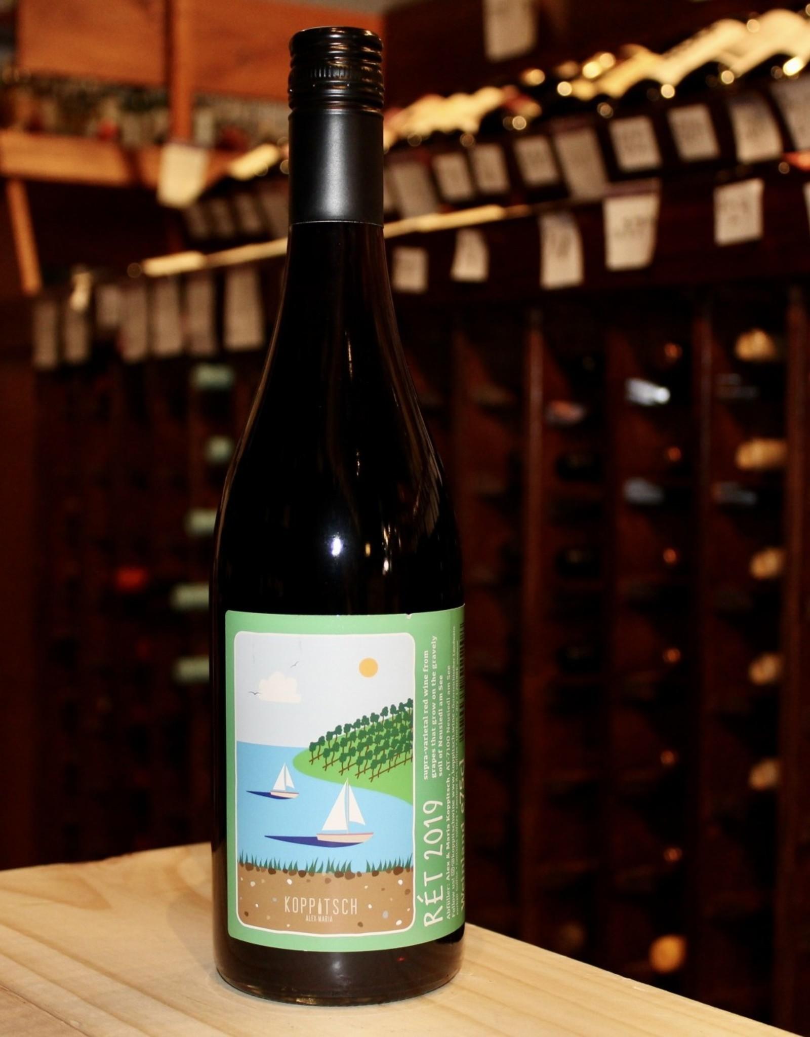Wine 2019 Alexander Koppitsch Ret - Burgenland, Austria (750ml)
