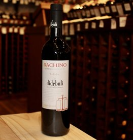 Wine 2018 Didebuli Sachino Red - Kakheti, Georgia (750ml)