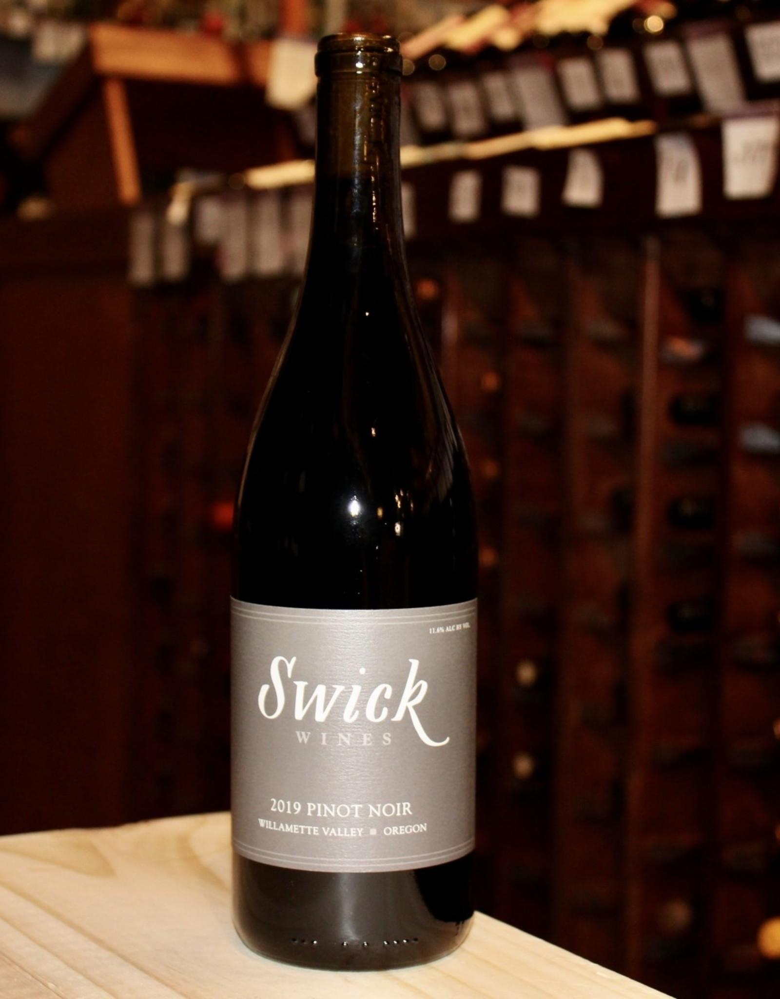 Wine 2019 Swick Pinot Noir - Willamette Valley, OR (750ml)