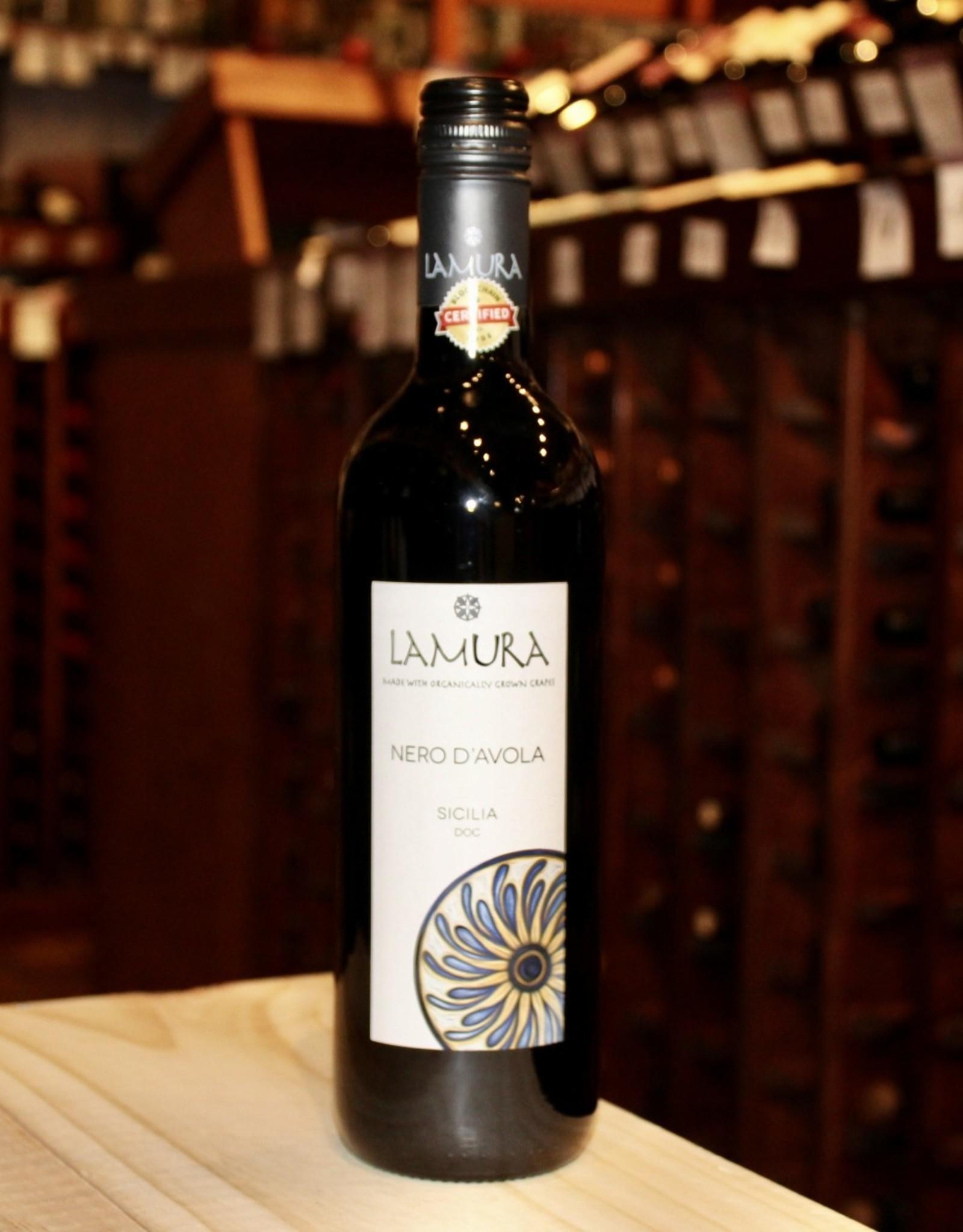 Wine Terre Siciliane Nero d'Avola - Sici2019 LaMura ly, Italy (750ml)