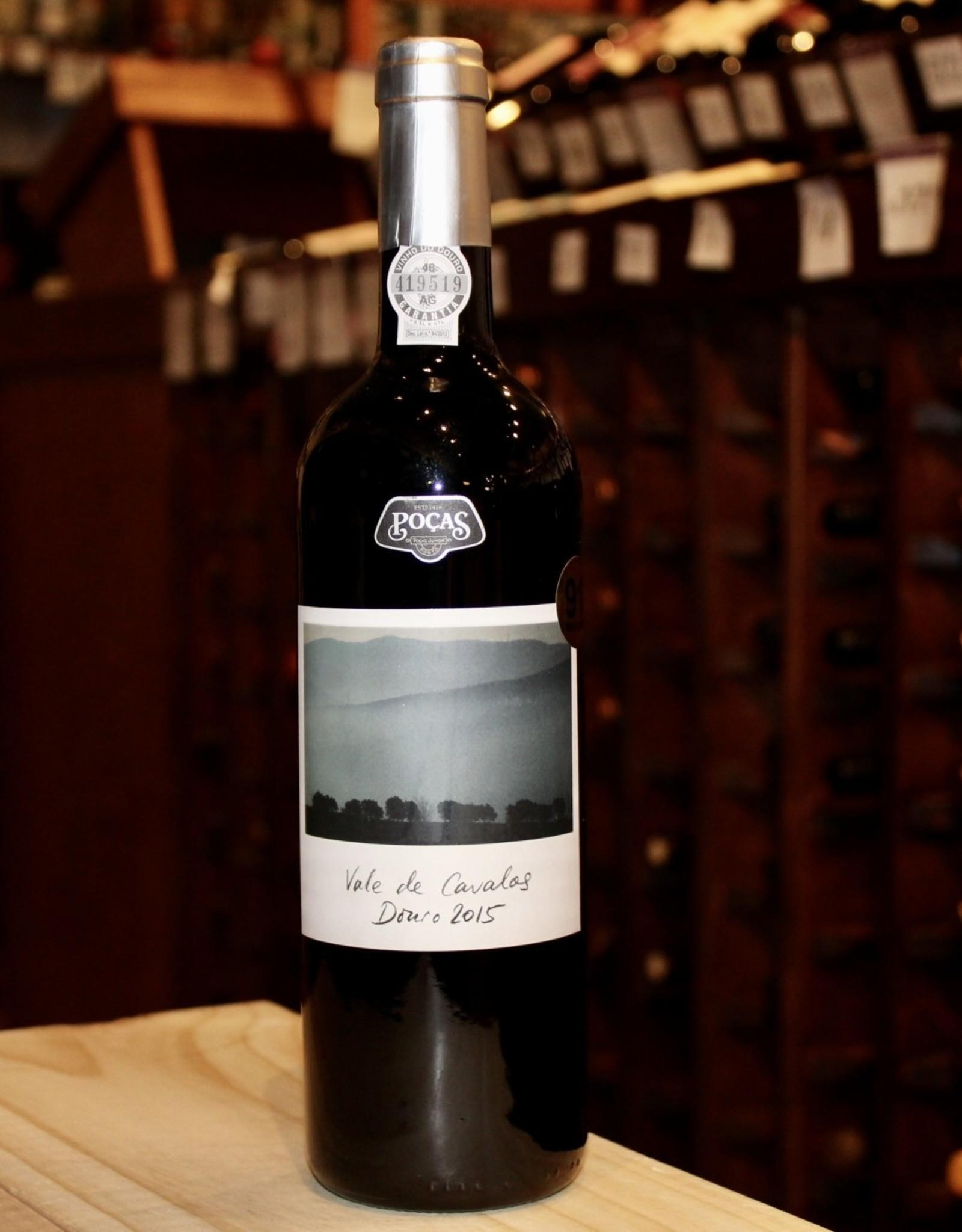 Wine 2015 Pocas Junior Vale de Cavalos - Douro, Portugal (750ml)