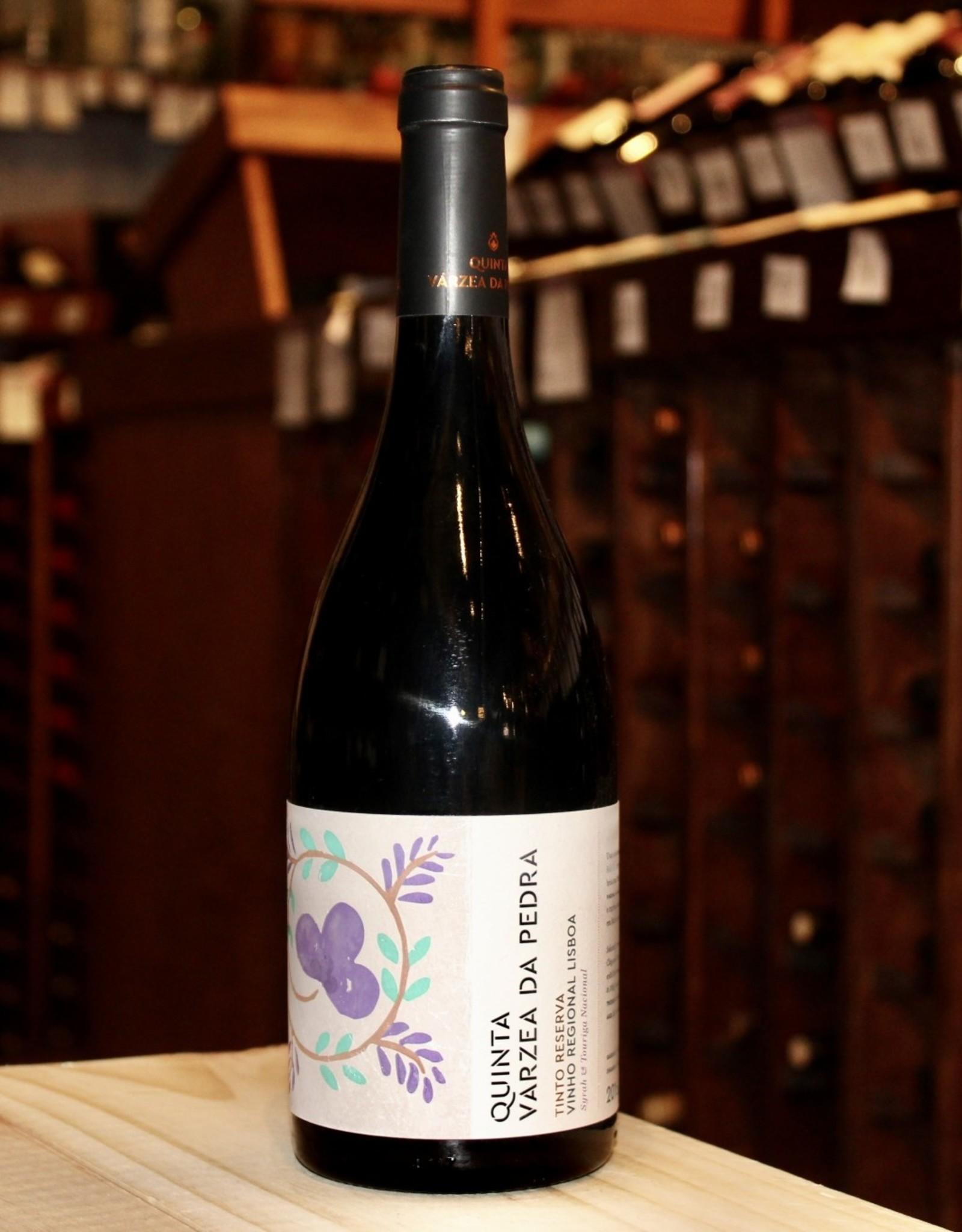 Wine 2016 Quinta Várzea da Pedra Lisboa Tinto Reserva - Lisboa, Portugal (750ml)