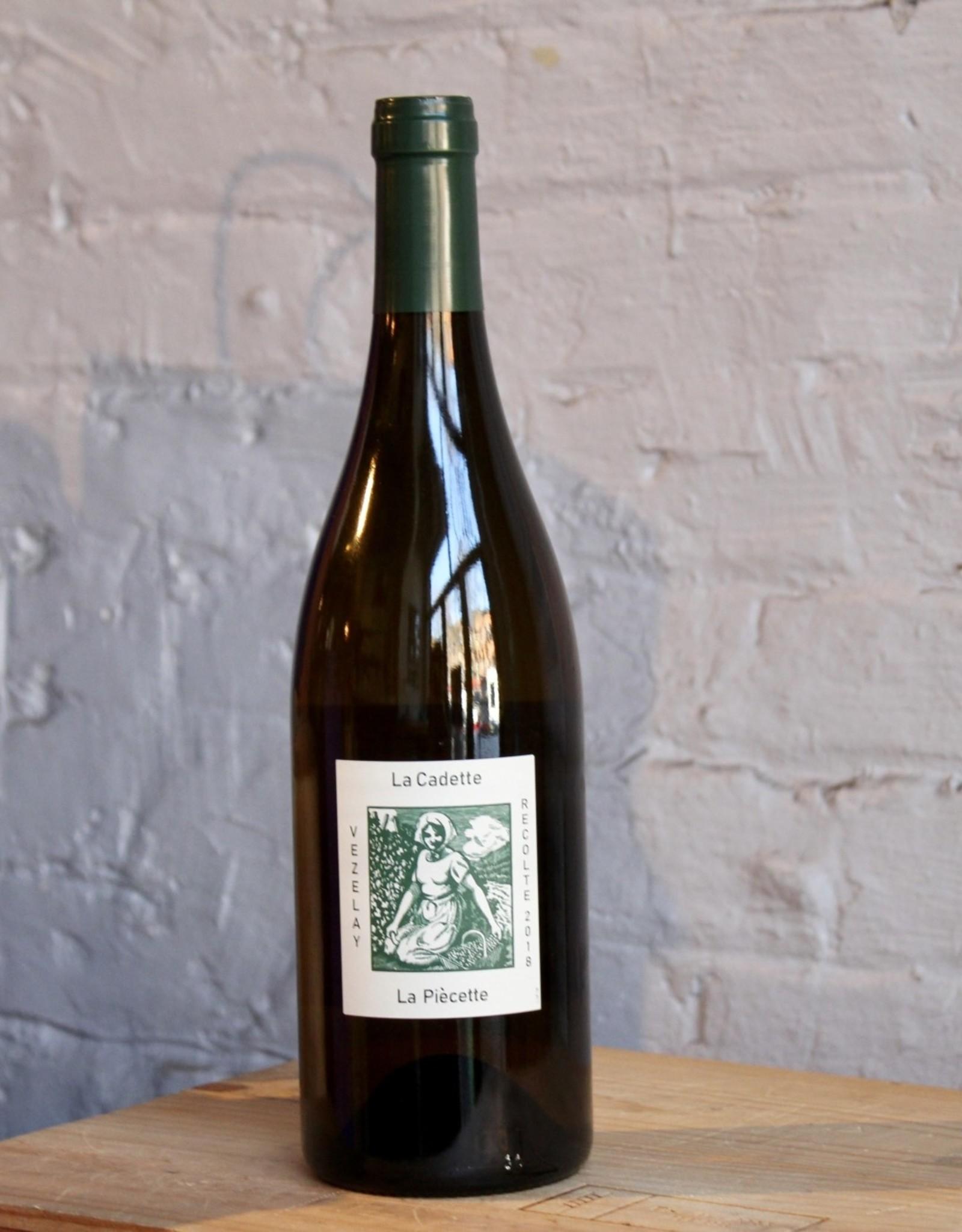 Wine 2018 La Cadette Vezelay La Piecette - Burgundy, France (750ml)