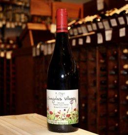 Wine 2018 Domaine Pegaz Beaujolais Villages - Burgundy, France (750ml)