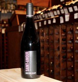 Wine 2018 Christophe Pacalet Saint Amour - Beaujolais, France (750ml)