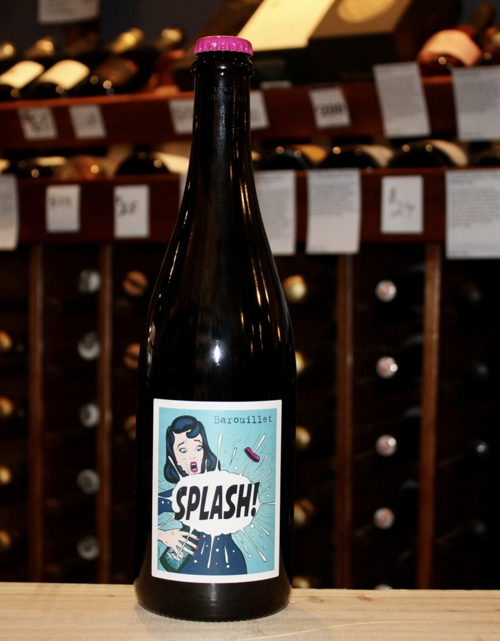 Wine 2019 Barouillet Splash Semillon Pet Nat - Southwest, France (750ml)