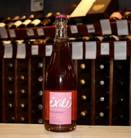Wine 2018 Jousset Éxilé Rosé Petillant - Loire Valley, France  (750ml)