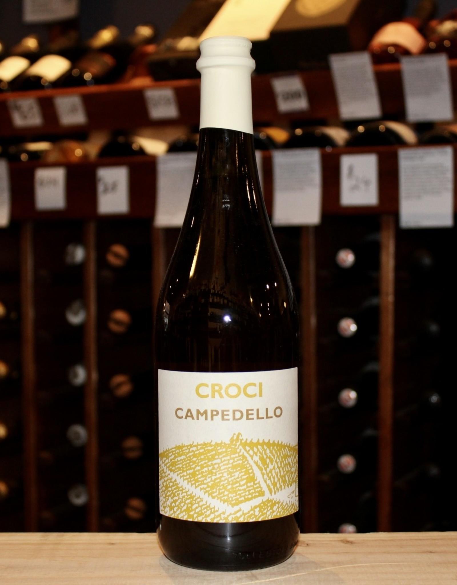 Wine 2019 Croci Campedello Bianco Frizzante - Colli Piacentini, Emilia Romagna, Italy (750ml)