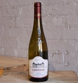 Wine 2019 Domaine Pascal Bellier Cheverny Blanc - Loire Valley, France (750ml)