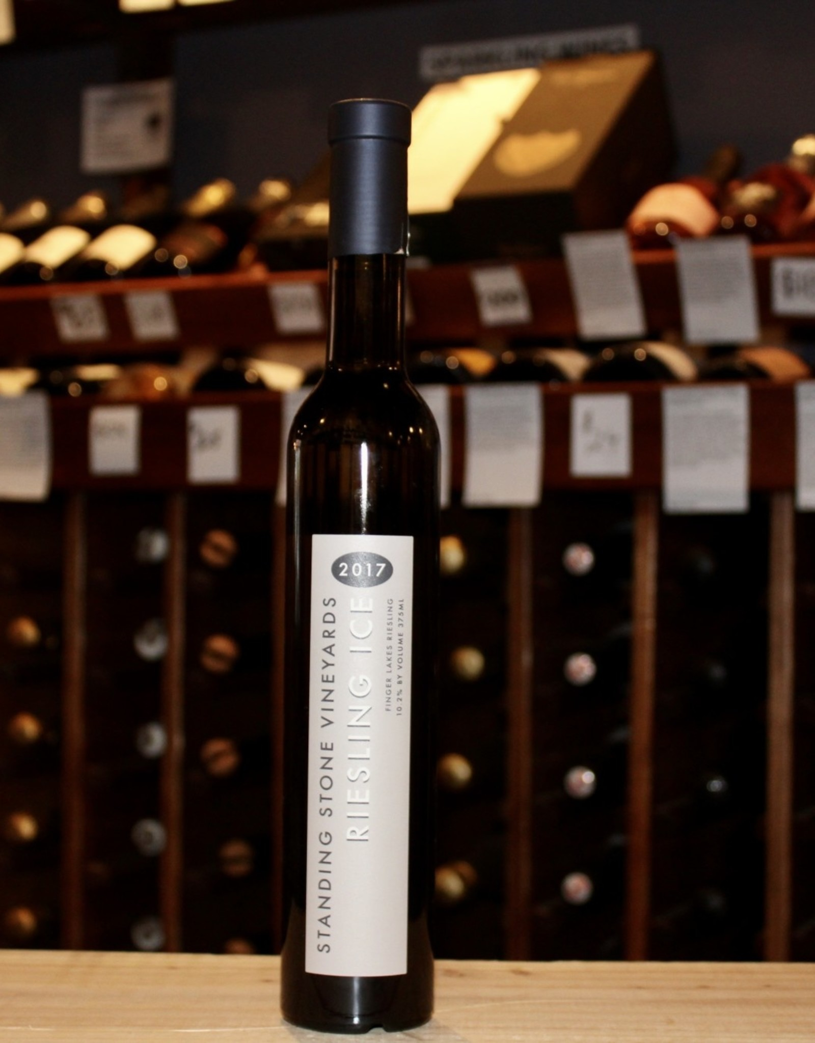 Wine 2017 Standing Stone Vineyards Riesling Ice Wine - Finger Lakes, NY (375ml)