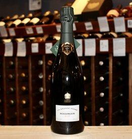 Wine 2007 Bollinger Brut La Grande Année - Champagne, France