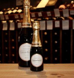 Wine NV Laurent Perrier Brut La Cuvée Champagne - Champagne France (187ml)
